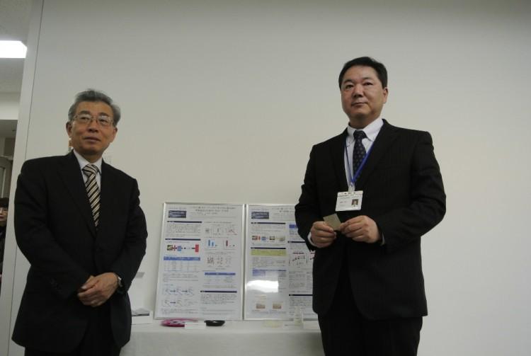 01_加藤特任教授と後藤主任研究員