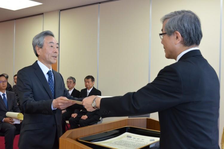弘前大学表彰