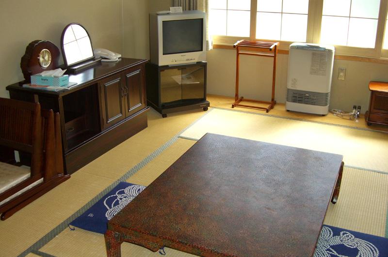 弘前大学文京荘 和室