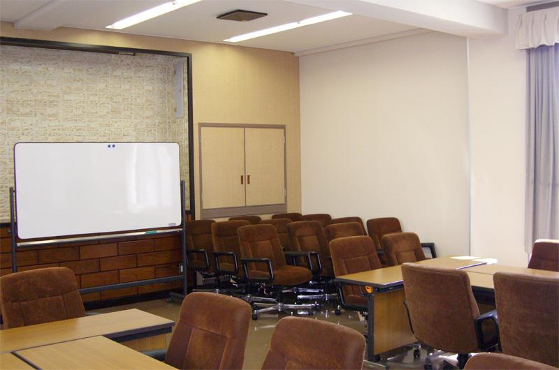 弘前大学文京荘 研修室