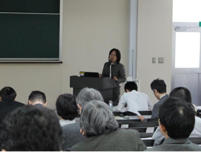 岩手大学教育推進機構   後藤厚子先生