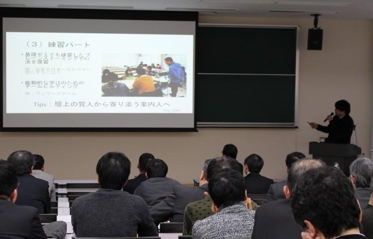 弘前大学COC推進室 西村君平先生