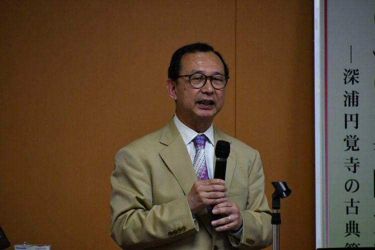 名古屋大学阿部教授