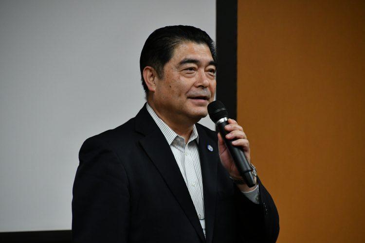 弘前大学石川理事
