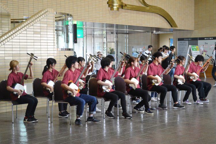 弘前大学津軽三味線サークル