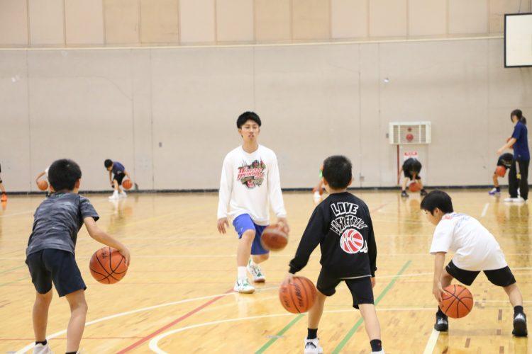 インクルーシブバスケ教室