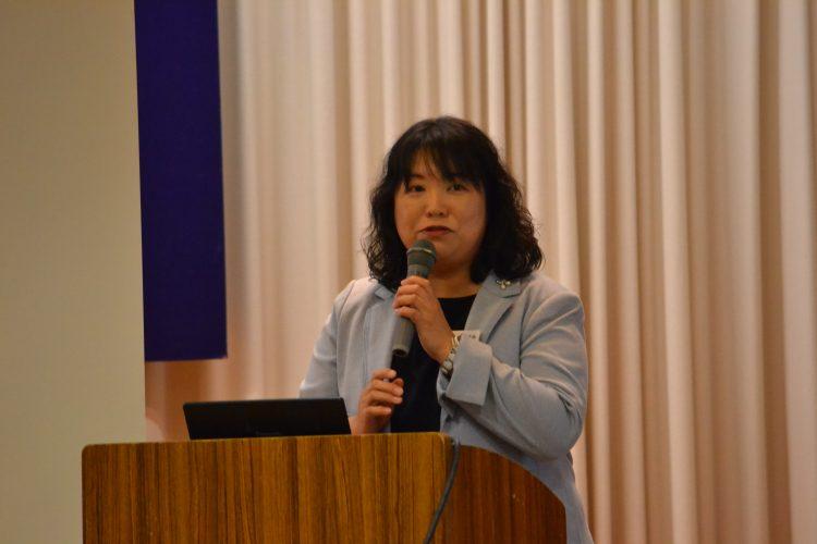 弘前大学教育学部 新谷准教授