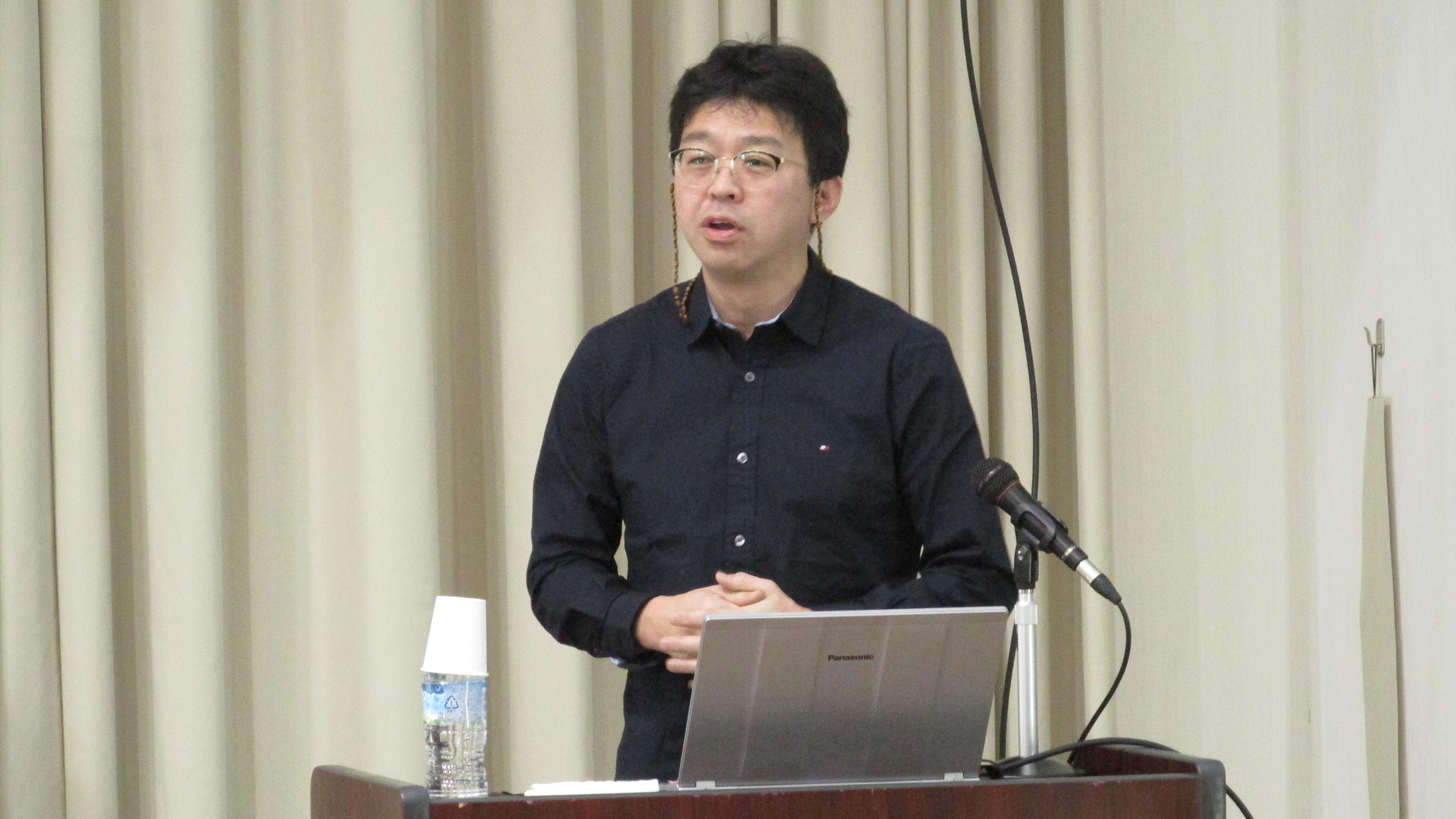 基調講演講師 米田 大吉 氏