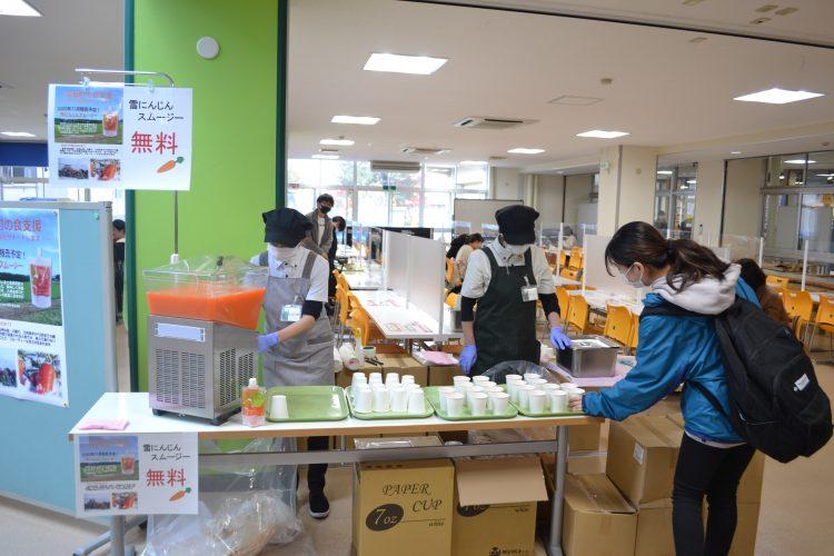 13市町村の食支援プロジェクト