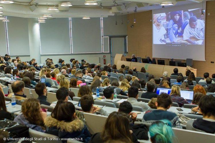 トリノ大学写真2